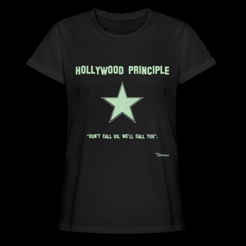 Hollywood Principle - Women's Oversize T-Shirt