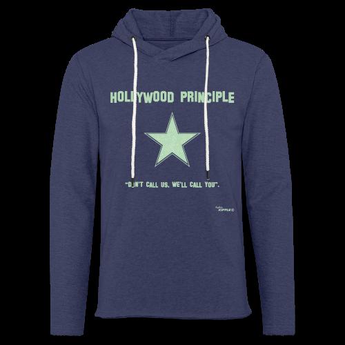 Hollywood Principle - Light Unisex Sweatshirt Hoodie