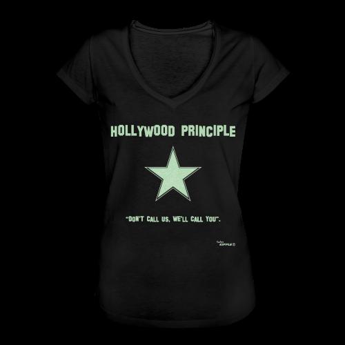 Hollywood Principle - Women's Vintage T-Shirt
