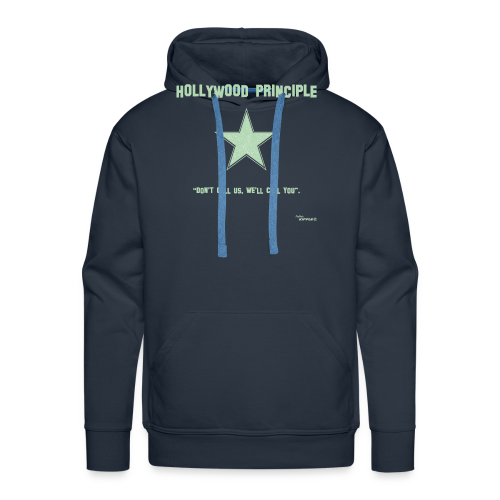 Hollywood Principle - Men's Premium Hoodie