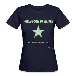 Hollywood Principle - Women's Organic T-shirt