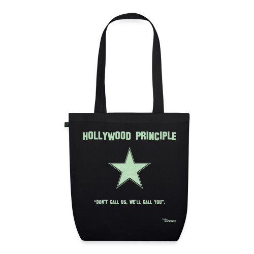 Hollywood Principle - EarthPositive Tote Bag