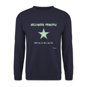 Hollywood Principle - Men's Sweatshirt