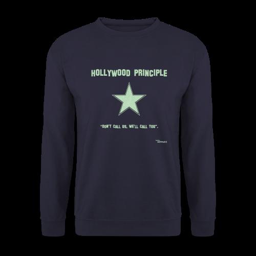 Hollywood Principle - Men's Sweatshirt