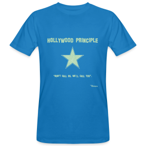 Hollywood Principle - Men's Organic T-shirt