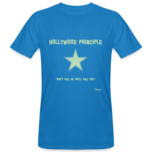 Hollywood Principle - Men's Organic T-shirt