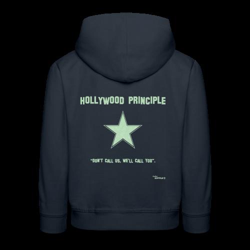 Hollywood Principle - Kids' Premium Hoodie