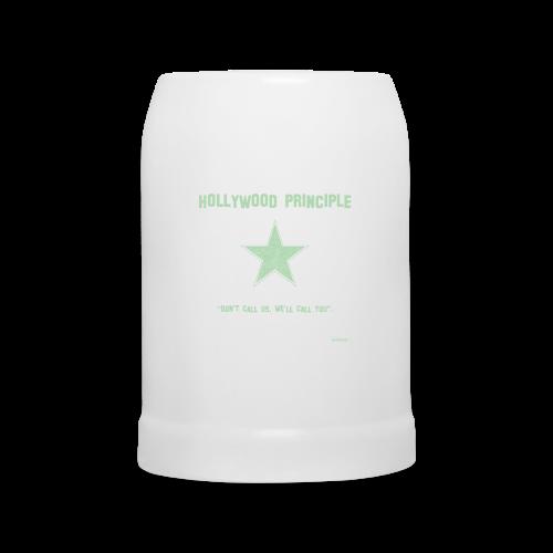Hollywood Principle - Beer Mug