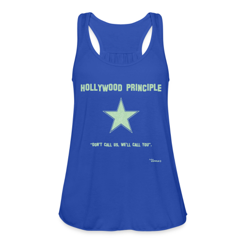 Hollywood Principle - Women's Tank Top by Bella
