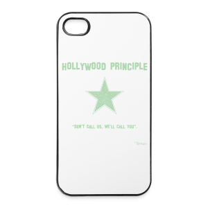 Hollywood Principle - iPhone 4/4s Hard Case