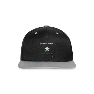 Hollywood Principle - Contrast Snapback Cap