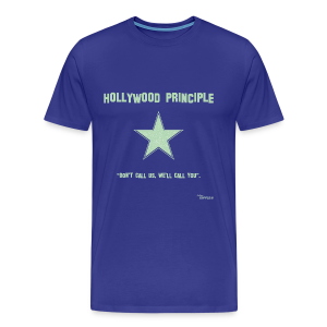 Hollywood Principle - Men's Premium T-Shirt
