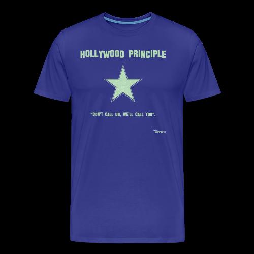 Hollywood Principle - Men's Premium T-Shirt