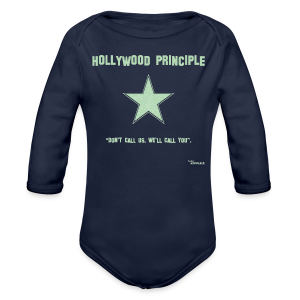 Hollywood Principle - Longsleeve Baby Bodysuit