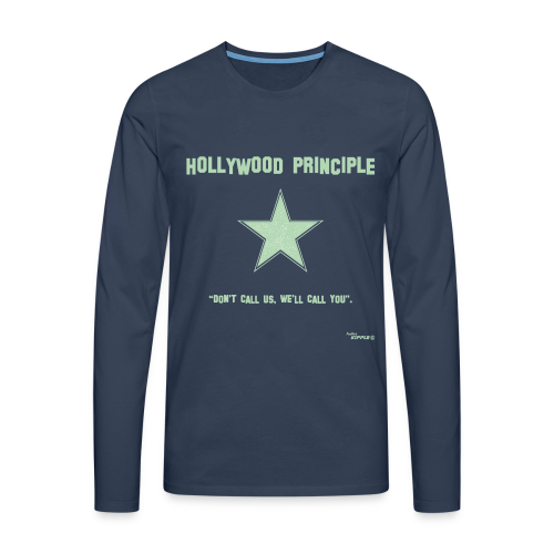 Hollywood Principle - Men's Premium Longsleeve Shirt