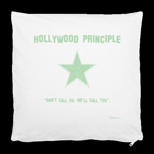 Hollywood Principle - Pillowcase 40 x 40 cm