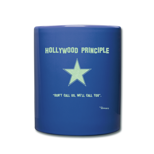 Hollywood Principle - Full Colour Mug