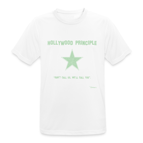 Hollywood Principle - Men's Breathable T-Shirt