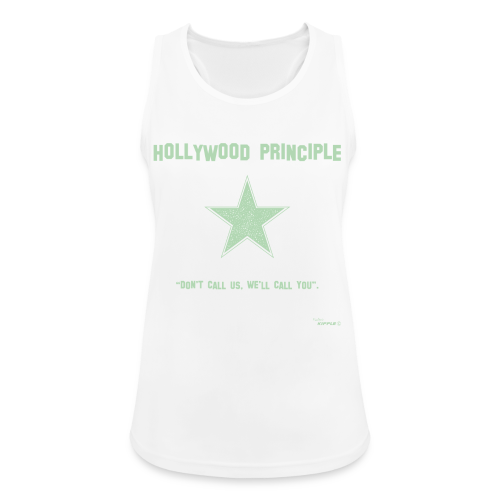 Hollywood Principle - Women's Breathable Tank Top