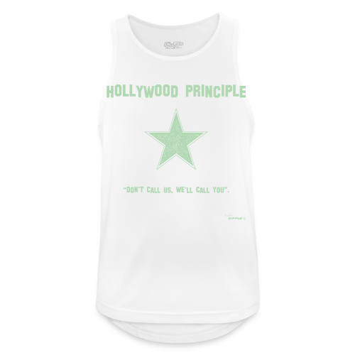 Hollywood Principle - Men's Breathable Tank Top