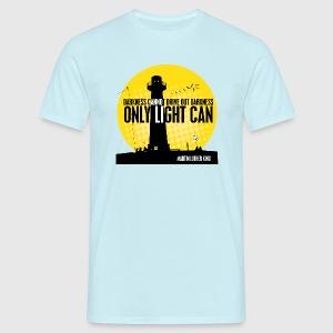 LIGHT - MARTIN LUTHER KING - Herre-T-shirt