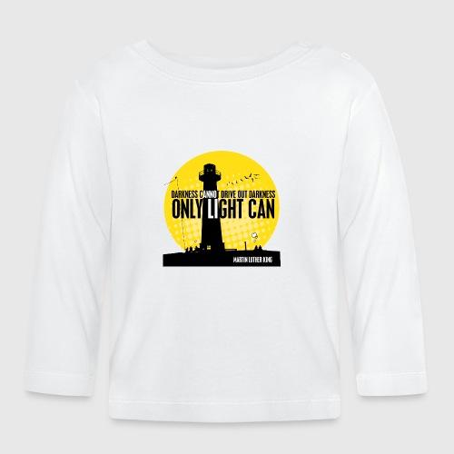 LIGHT - MARTIN LUTHER KING - Langærmet babyshirt