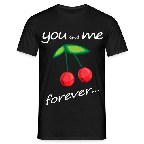YMF Cherries - Maglietta da uomo