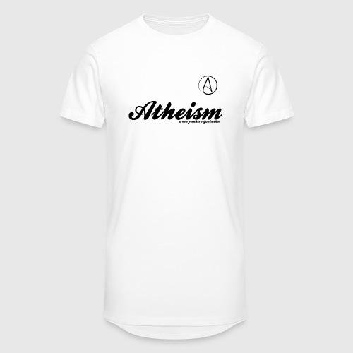 Atheism - a non prophet organisation - Herre Urban Longshirt