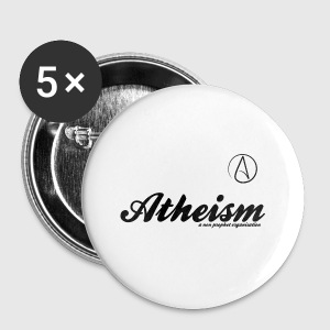 Atheism - a non prophet organisation - Buttons/Badges lille, 25 mm