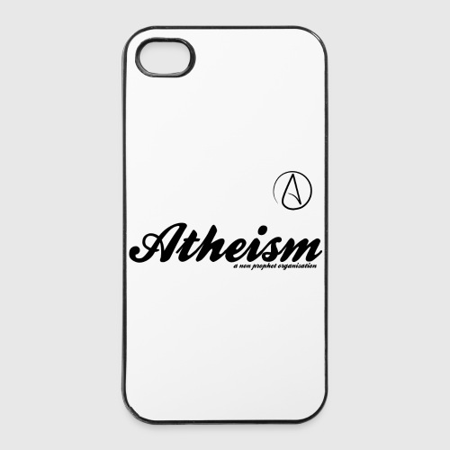 Atheism - a non prophet organisation - iPhone 4/4s Hard Case
