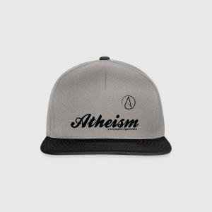 Atheism - a non prophet organisation - Snapback Cap