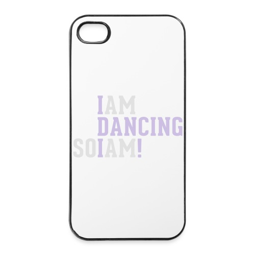 I am dancing so I am! - iPhone 4/4s Hard Case