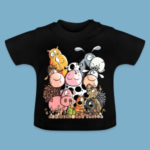 Tiere Farm - Baby T-Shirt