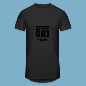 Apres Ski Team - Männer Urban Longshirt