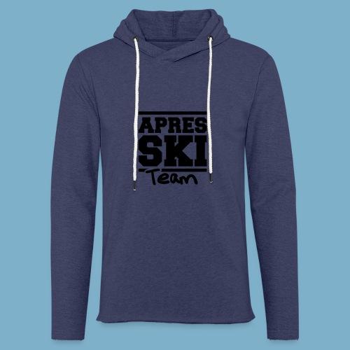 Apres Ski Team - Leichtes Kapuzensweatshirt Unisex