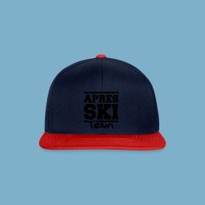 Apres Ski Team - Snapback Cap