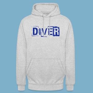 Diver - Unisex Hoodie