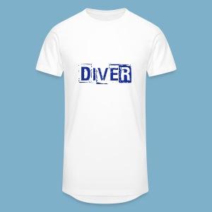 Diver - Männer Urban Longshirt