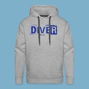 Diver - Männer Premium Hoodie
