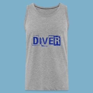 Diver - Männer Premium Tank Top