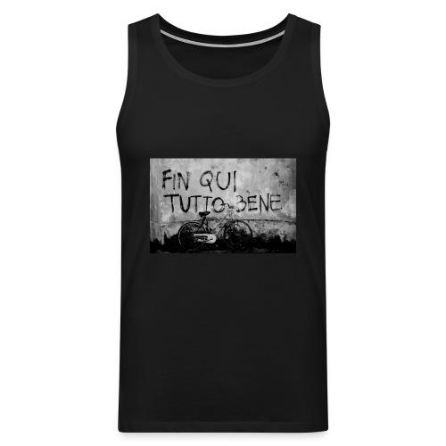 FinQui-TuttoBene - Men's Premium Tank Top