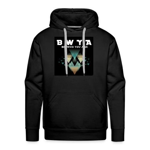 BWYA Herrenshirt - Explosion - Männer Premium Hoodie