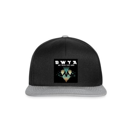 BWYA Herrenshirt - Explosion - Snapback Cap