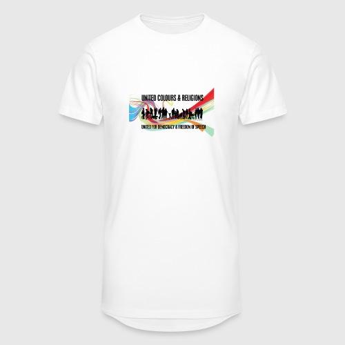 United - Herre Urban Longshirt