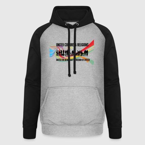 United - Unisex baseball hoodie
