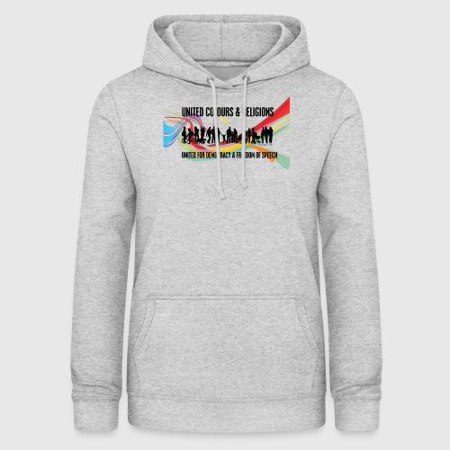 United - Dame hoodie