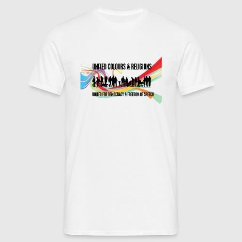 United - Herre-T-shirt