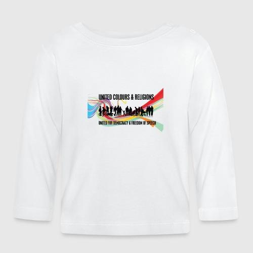 United - Langærmet babyshirt