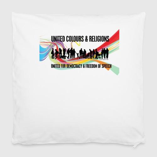United - Pudebetræk 40 x 40 cm