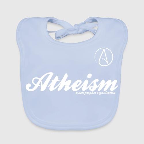 Atheism - a non prophet organisation - Baby økologisk hagesmæk